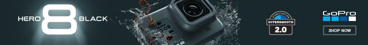 GoPro HERO8 Black | HyperSmooth